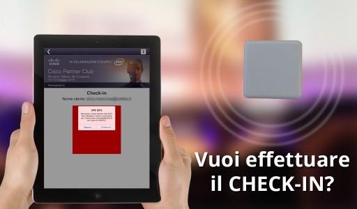 Check-in-Cisco